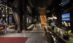 Hotel Lobby alexander