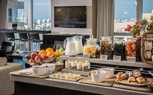 ארוחת בוקר מלון ויטל תל אביב