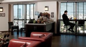 חדר ישיבות במלון