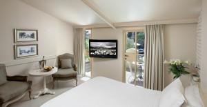 מלון הטמפלרס - חדר שינה