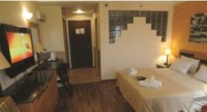 חדרים מלון בוטיק אלסקה